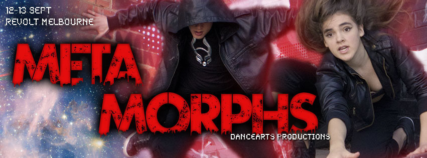 DanceArts United presents Meta-Morphs-Cover-Image